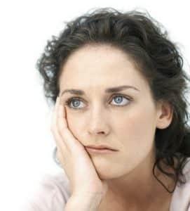 Hypothyroid Woman